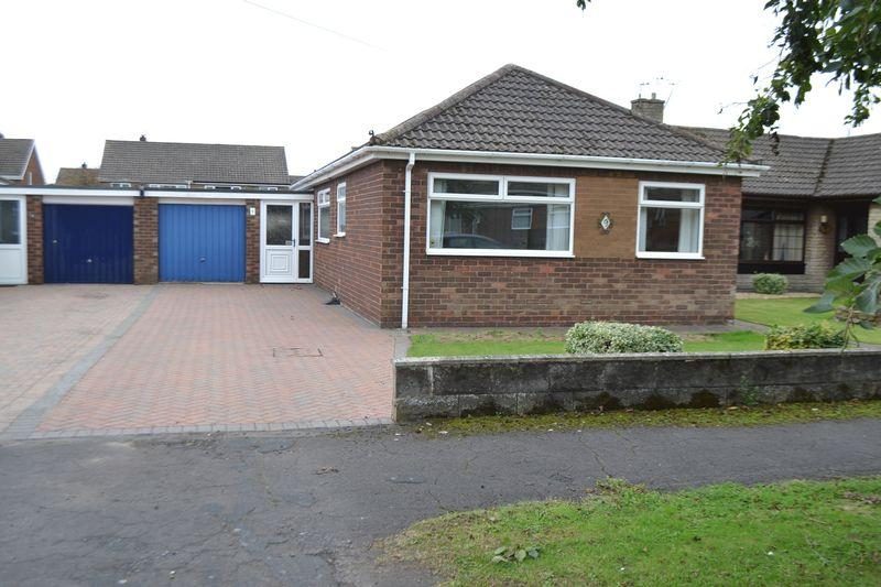 3 Bedrooms Semi Detached Bungalow for sale in Sandringham Crescent, Scunthorpe