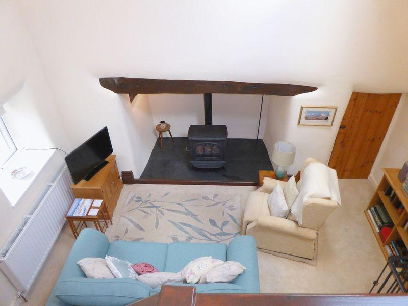 2 Bedrooms Semi Detached House for sale in Gerlan