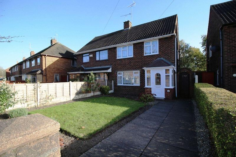 3 Bedrooms Semi Detached House for sale in Central Drive, Bilston