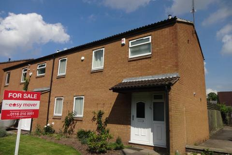 3 bedroom semi-detached house to rent - Pendlebury Drive, Leicester, Leicester