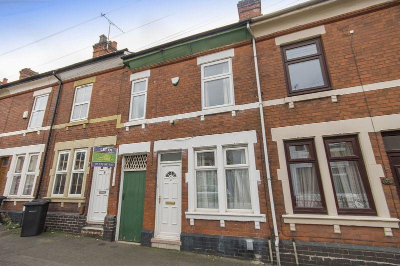 2 Bedrooms Terraced House for sale in Campion Street, Derby