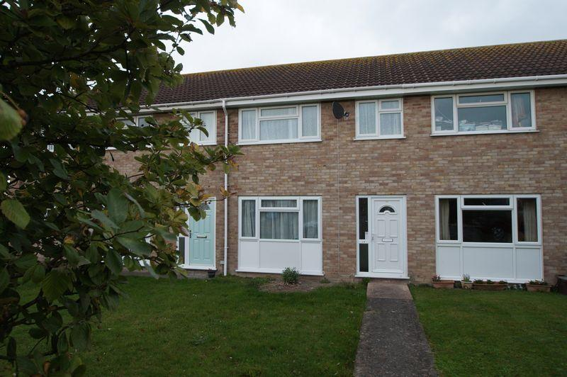 3 Bedrooms Terraced House for sale in Wells Close, Burnham-On-Sea