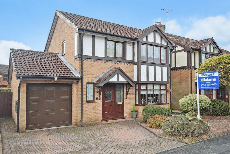 3 Bedrooms Detached House for sale in Parklands, Widnes
