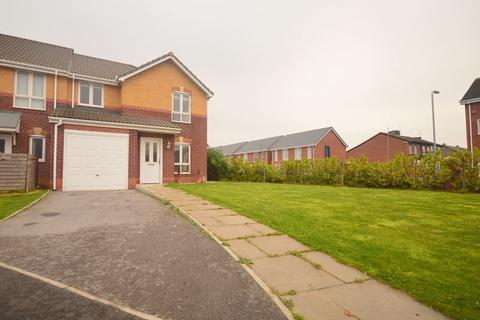 3 bedroom semi-detached house for sale - Carpathia Close, Garston
