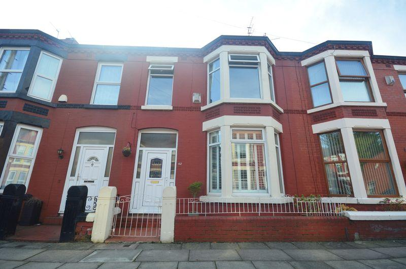 3 Bedrooms Terraced House for sale in Nicander Road, Mossley Hill