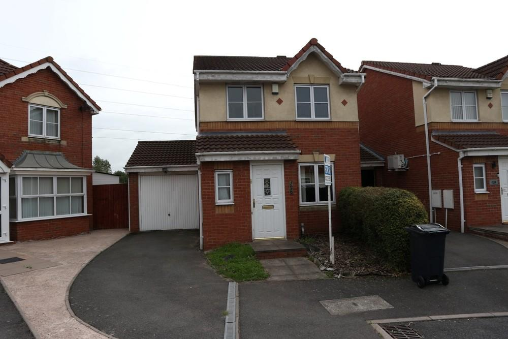 3 Bedrooms Detached House for sale in MacDonald Close, Oldbury, 3 Bedroom Detached