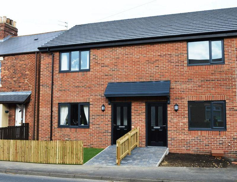 2 Bedrooms Terraced House for sale in Western Terrace, Dudley, Cramlington