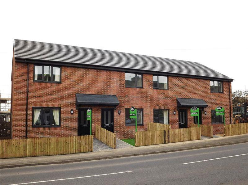 2 Bedrooms Terraced House for sale in Western Terrace, Dudley, Cramlington