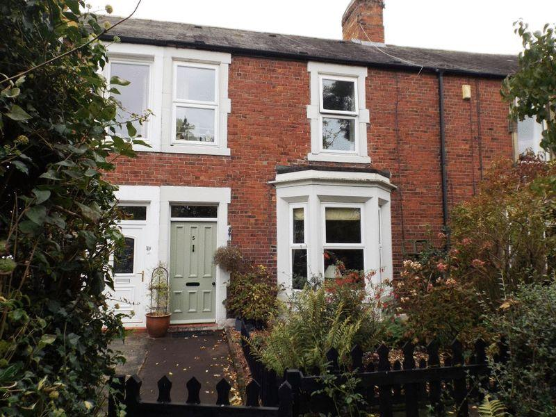 4 Bedrooms Terraced House for sale in Tenter Terrace, Morpeth