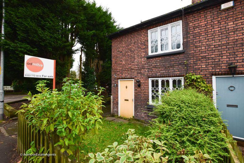 2 Bedrooms Cottage House for sale in Church Road, Lymm