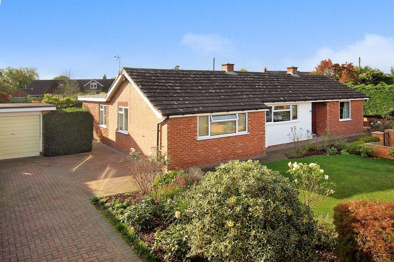 4 Bedrooms Bungalow for sale in Pippin Close, Hereford