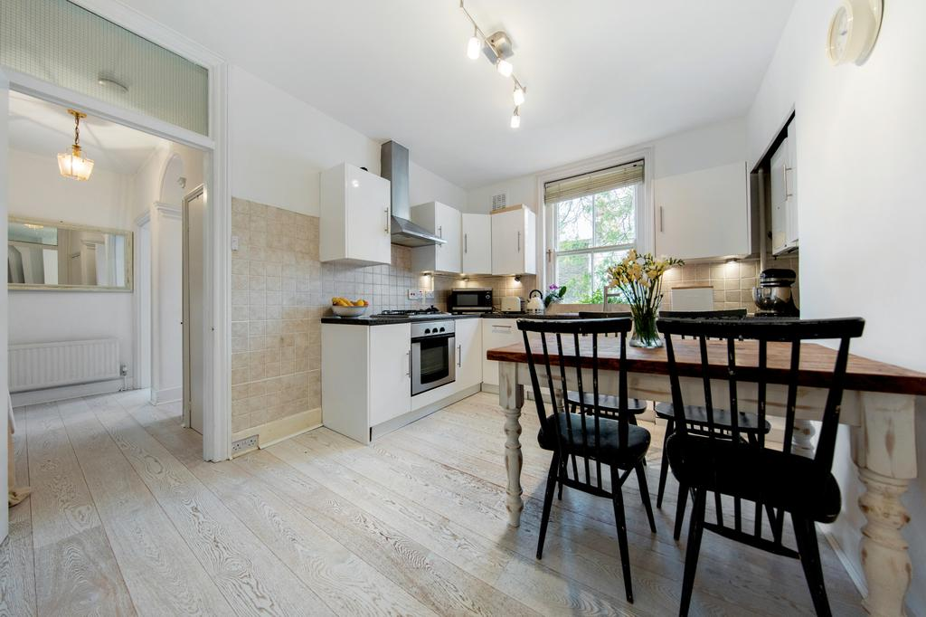 1 Bedroom Flat for sale in Milton Mansions, London