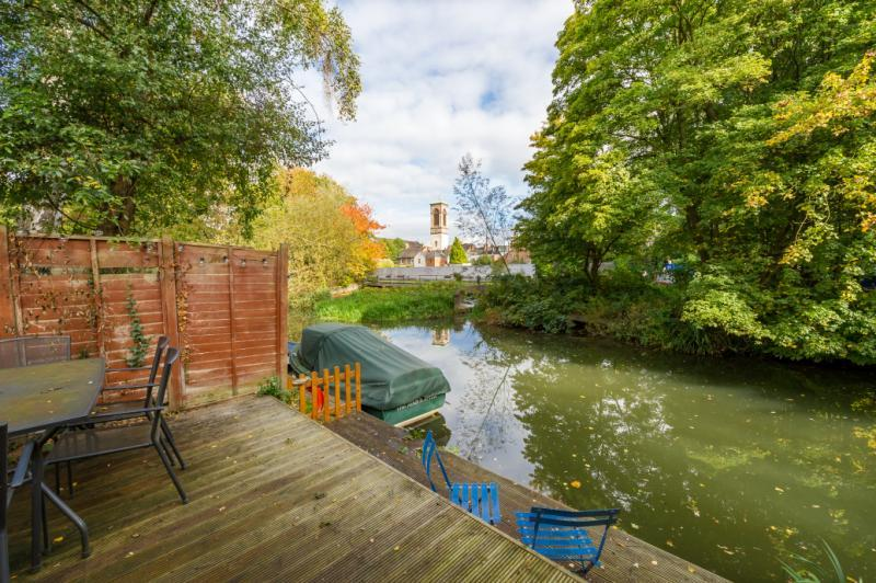 4 Bedrooms Terraced House for sale in Rewley Road, Oxford, Oxfordshire