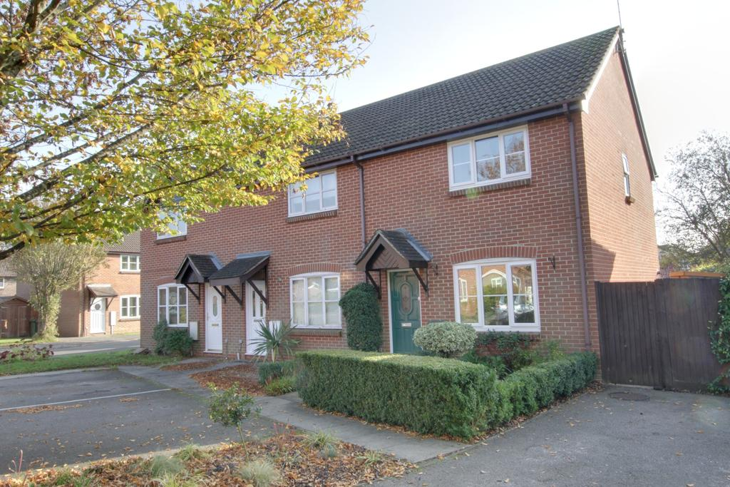 3 Bedrooms Terraced House for sale in THE SMITHY, DENMEAD