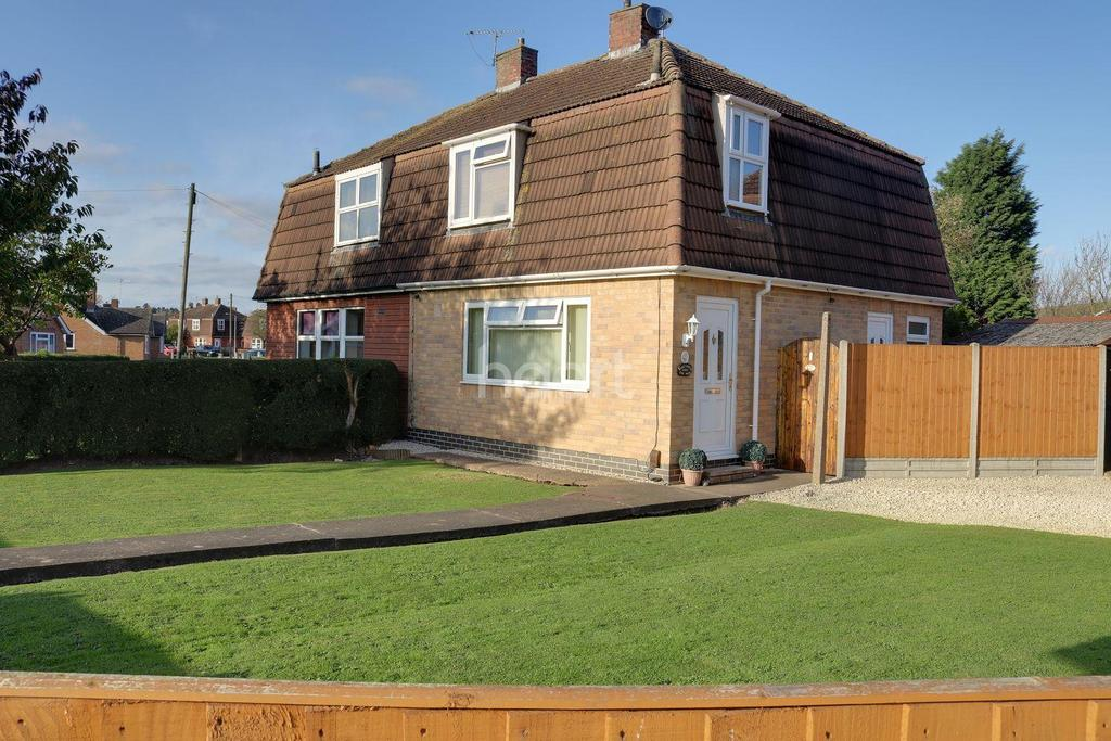 3 Bedrooms Semi Detached House for sale in Lantern Lane, East Leake