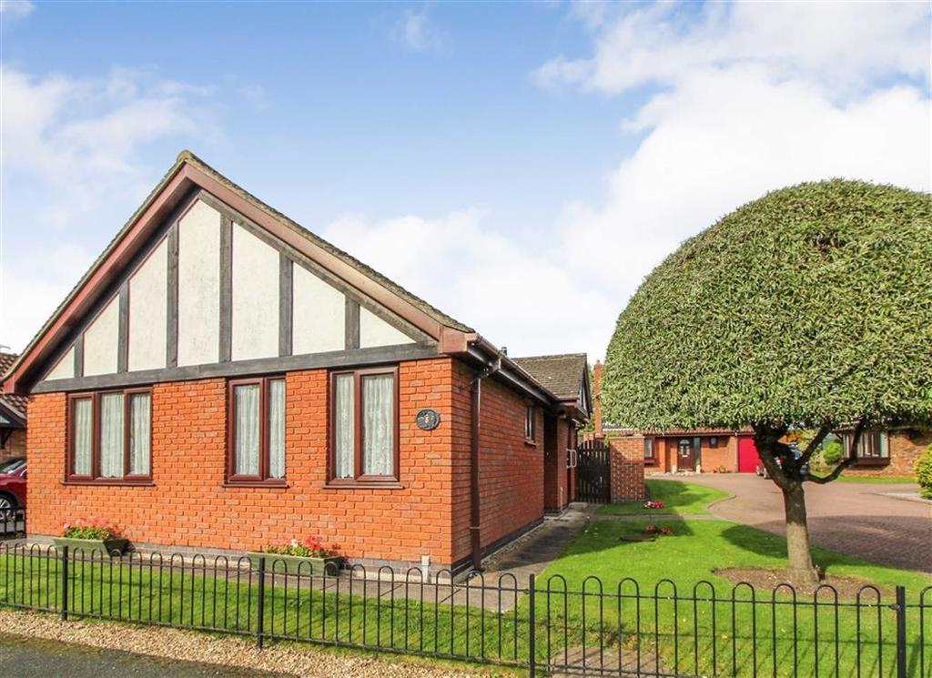 2 Bedrooms Detached Bungalow for sale in Ash Tree Drive, Leconfield, East Yorkshire