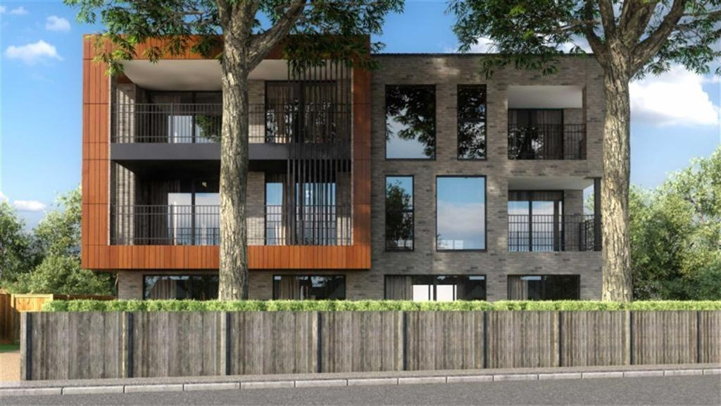 2 Bedrooms Flat for sale in 15 College Road, Epsom, Surrey