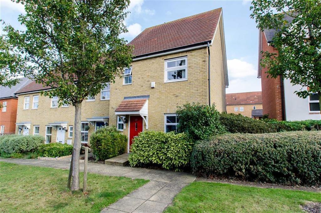 3 Bedrooms End Of Terrace House for sale in Plantation Road, Gillingham, Kent, ME7