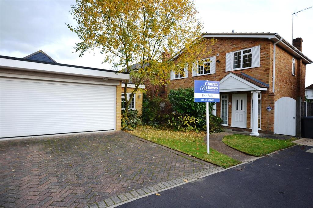 4 Bedrooms Detached House for sale in Edwin Hall View, South Woodham Ferrers