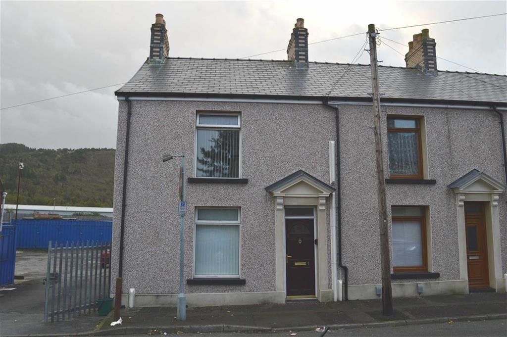 3 Bedrooms End Of Terrace House for sale in Grandison Street, Swansea, SA1