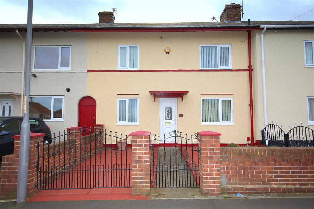 3 Bedrooms Terraced House for sale in Challoner Road, Hartlepool