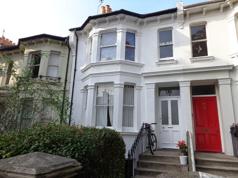 1 Bedroom Flat for rent in Ditchling Rise, Brighton