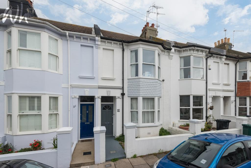 2 Bedrooms Terraced House for sale in Montgomery Street, Hove BN3