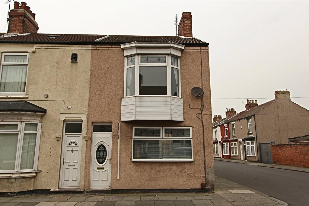 3 Bedrooms End Of Terrace House for sale in Thornton Street, North Ormesby