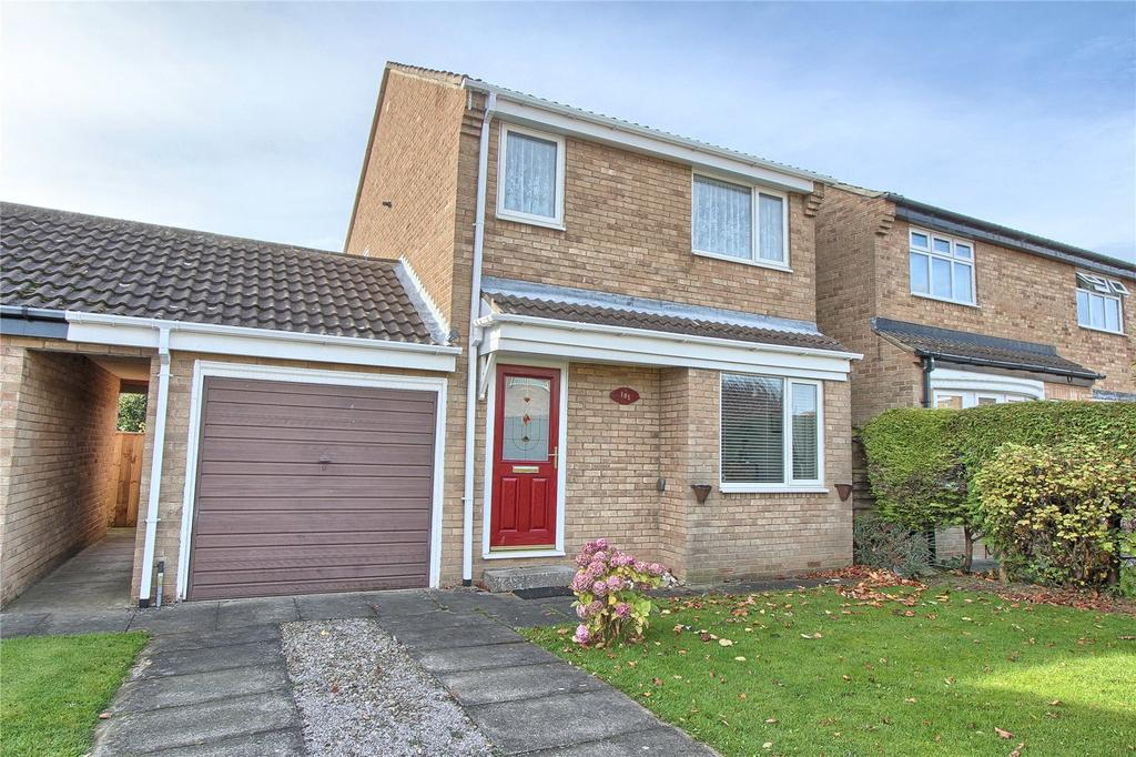 3 Bedrooms Link Detached House for sale in Willowbank, Coulby Newham