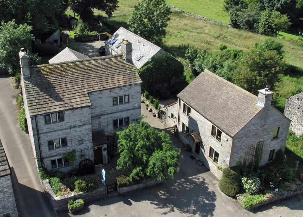 6 Bedrooms Detached House for sale in Sheldon House and Barn, Chapel Street, Monyash, Derbyshire, DE45