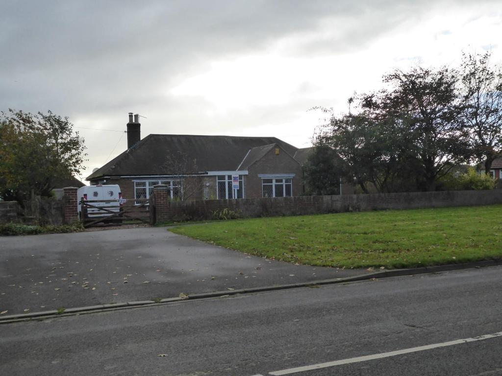 4 Bedrooms Detached Bungalow for sale in Fenrother, Cresswell Road, Ellington