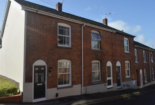 2 Bedrooms End Of Terrace House for sale in Marlborough Street, Andover