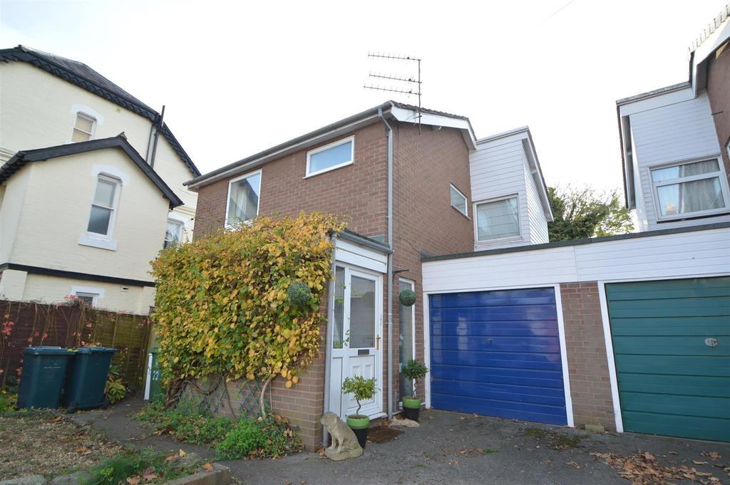 3 Bedrooms Detached House for sale in 22 London Road, Shrewsbury, SY2 6NU