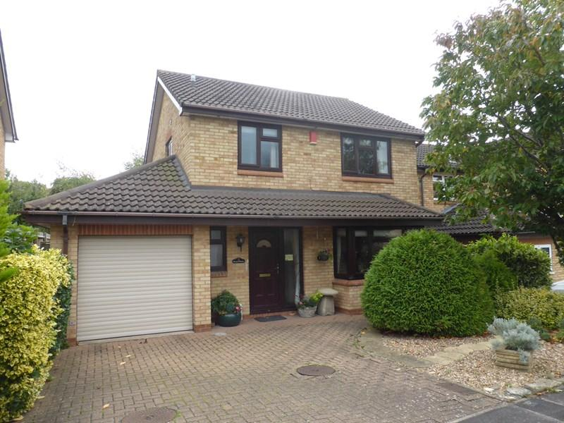 3 Bedrooms Detached House for sale in Hawthorn Road, Evesham