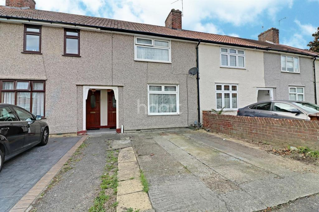 2 Bedrooms Terraced House for sale in Hunters Square