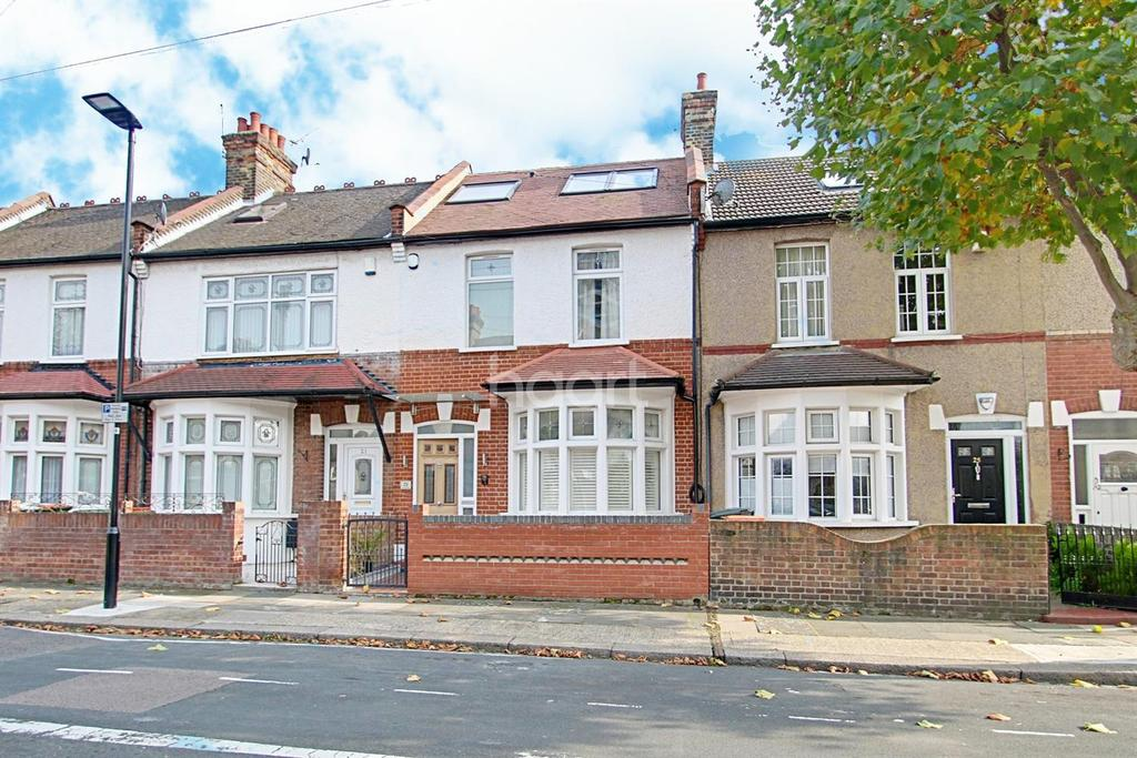 4 Bedrooms Terraced House for sale in Lincoln Road, Plaistow
