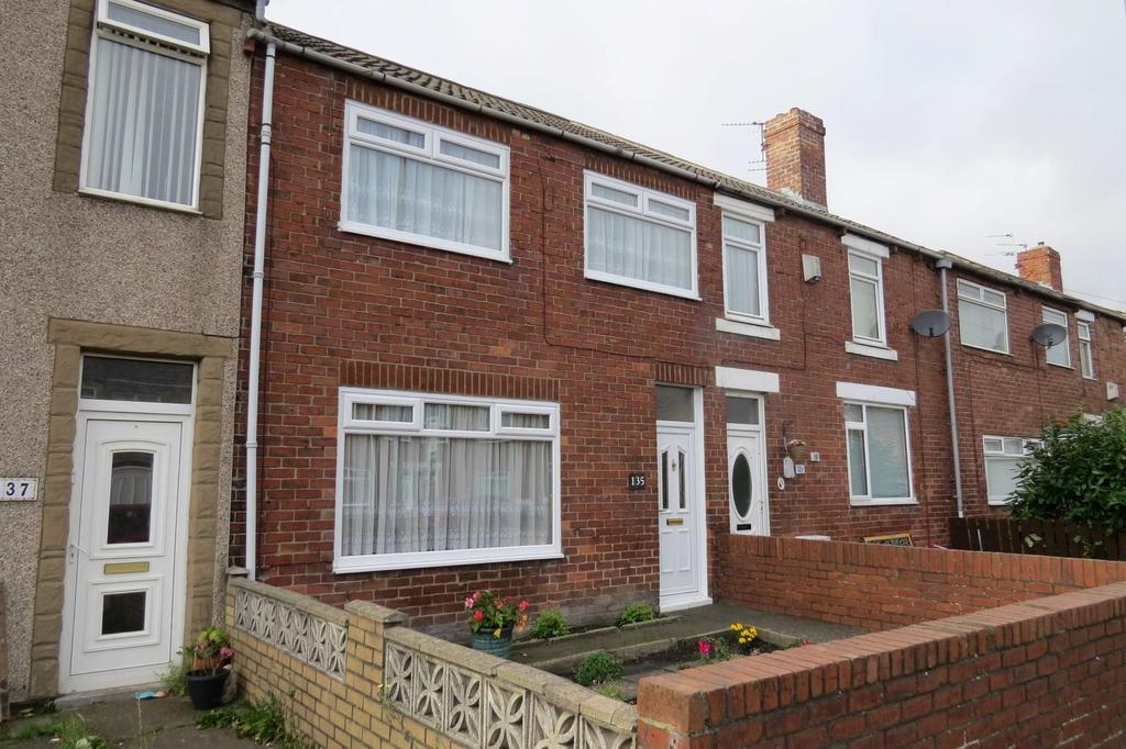 2 Bedrooms Terraced House for sale in North Seaton Road, Ashington