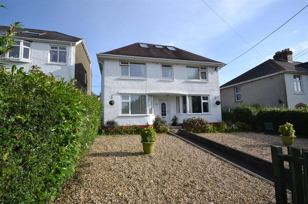 4 Bedrooms Detached House for sale in Lime Grove Avenue, Carmarthen