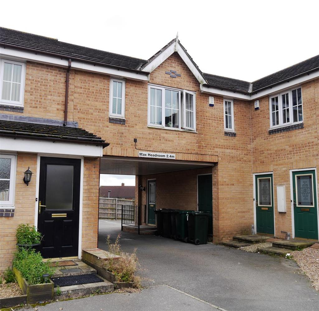 1 Bedroom Maisonette Flat for sale in Lime Vale Way, Off Beacon Road, BD6 3DZ