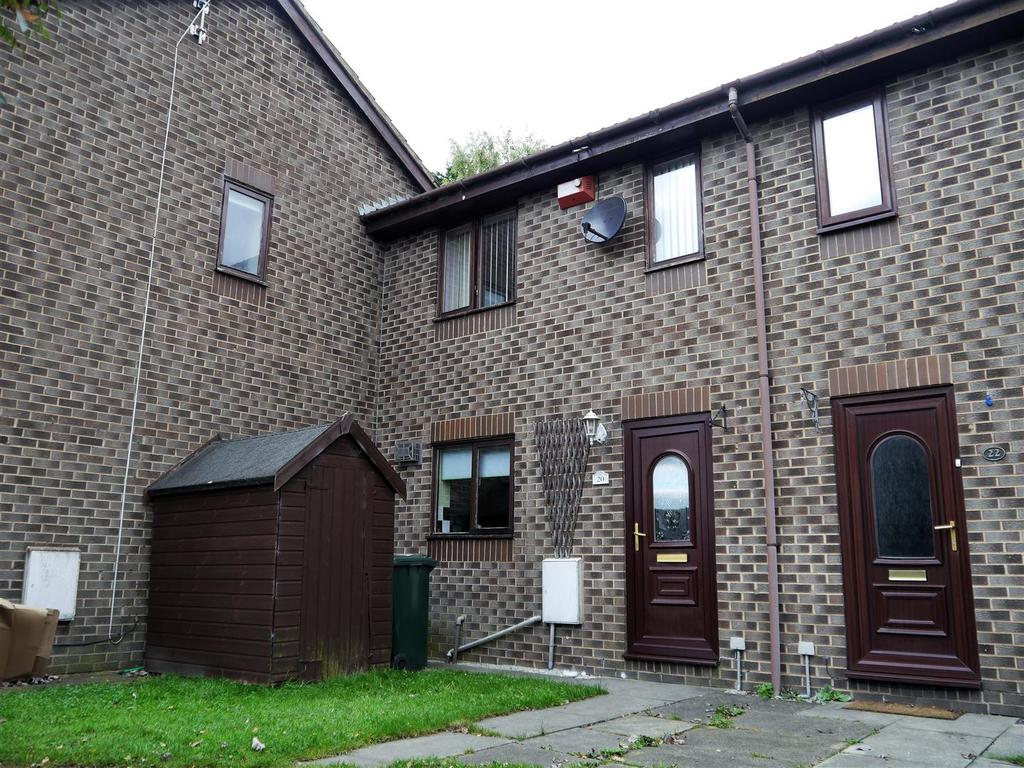 2 Bedrooms Town House for sale in Cheviot Gate, Low Moor, Bradford, BD12 0EA