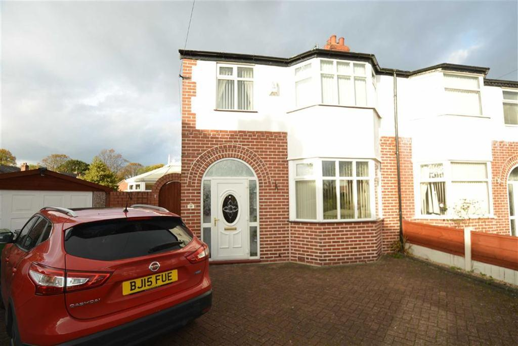 3 Bedrooms Semi Detached House for sale in Stanmore Avenue, STRETFORD