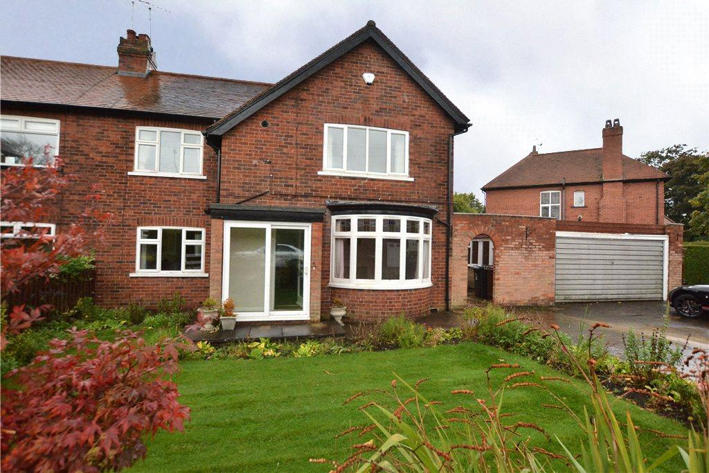 3 Bedrooms Semi Detached House for sale in Belvedere Gardens, Leeds, West Yorkshire