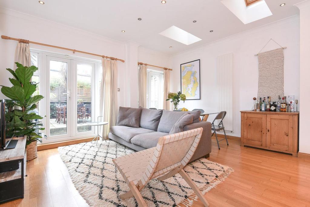 1 Bedroom Flat for sale in Woodstock Grove, Brook Green