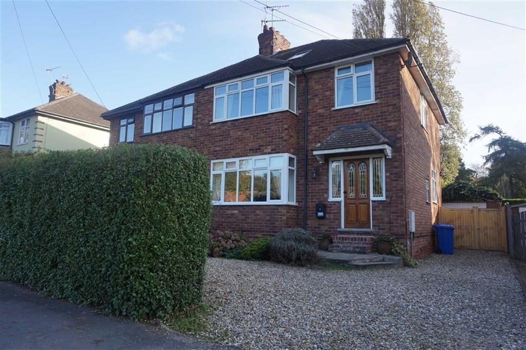 4 Bedrooms Semi Detached House for sale in Corby Park, North Ferriby, North Ferriby, HU14