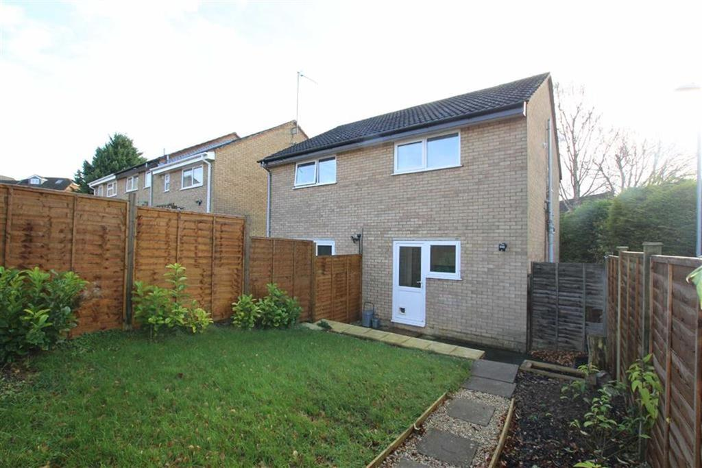 2 Bedrooms Semi Detached House for sale in 30, Bannerman Drive, Brackley