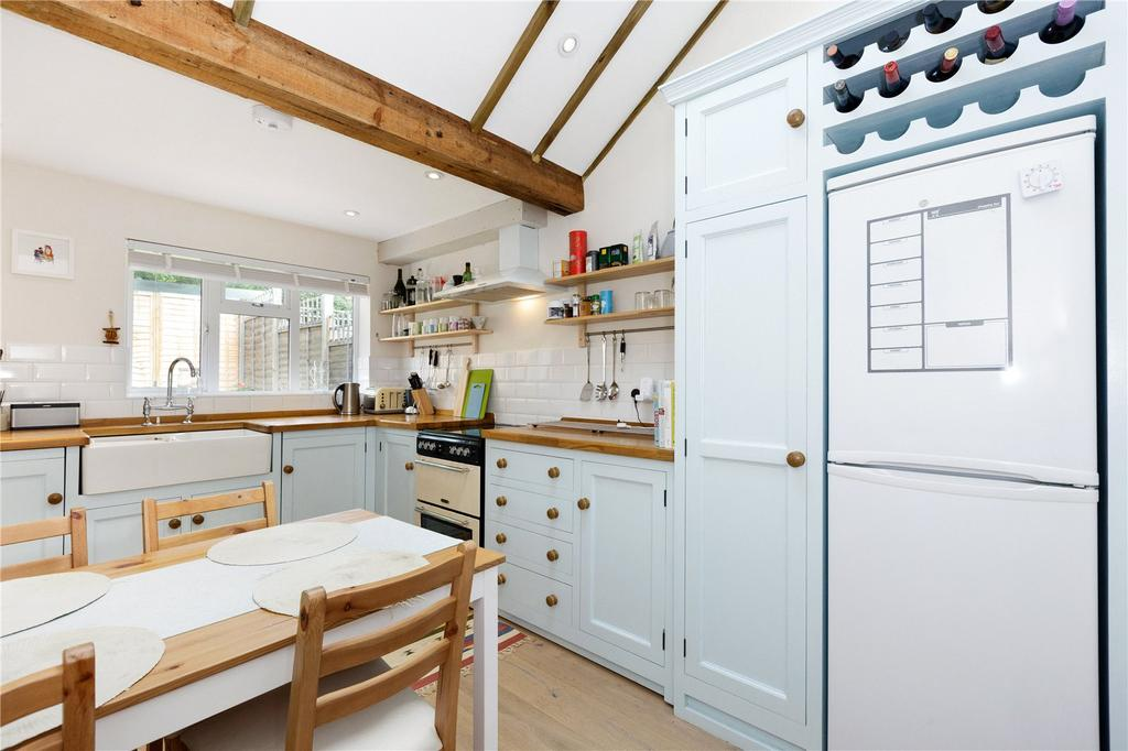 2 Bedrooms End Of Terrace House for sale in High Street, Nettlebed, Henley-on-Thames, Oxfordshire, RG9