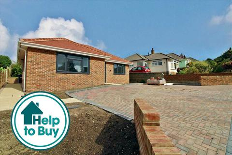 2 bedroom semi-detached bungalow for sale - Haymoor Road, Poole