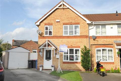 3 bedroom townhouse for sale - 17 Sesame Gardens, Irlam M44 6TQ