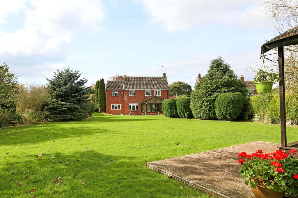 4 Bedrooms Detached House for sale in Woodland Road, Patney, Devizes, Wiltshire