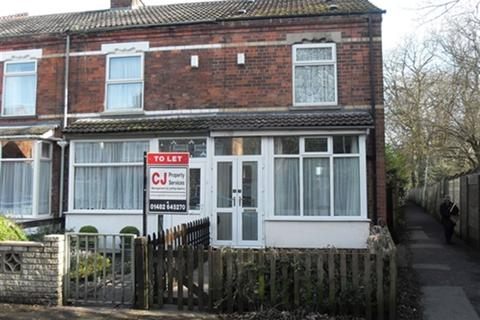 2 bedroom house to rent - Cornwall Street, Cottingham, Hull, East Yorkshire